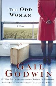 THE ODD WOMAN by Gail Godwin