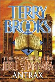 THE VOYAGE OF THE JERLE SHANNARA by Terry Brooks