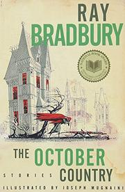 Cover art for THE OCTOBER COUNTRY