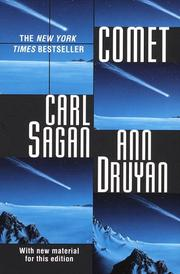 COMET by Carl and Ann Druyan Sagan