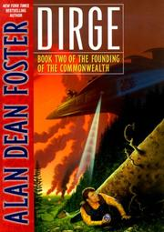 DIRGE by Alan Dean Foster