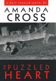 THE PUZZLED HEART by Amanda Cross