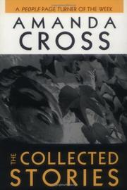 THE COLLECTED STORIES by Amanda Cross