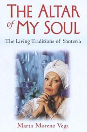 THE ALTAR OF MY SOUL by Marta Moreno Vega