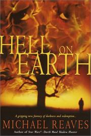 Cover art for HELL ON EARTH