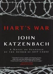Cover art for HART'S WAR