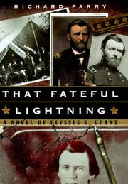 THAT FATEFUL LIGHTNING by Richard Parry