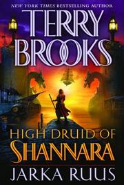 HIGH DRUID OF SHANNARA by Terry Brooks