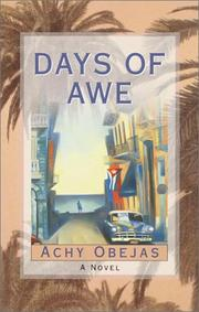 DAYS OF AWE by Achy Obejas