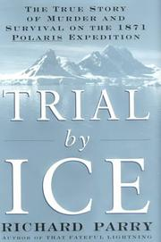 Cover art for TRIAL BY ICE