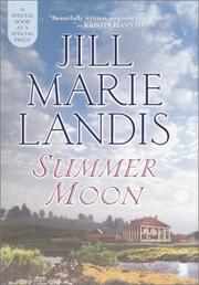 SUMMER MOON by Jill Marie Landis