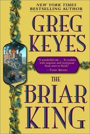 THE BRIAR KING by Greg Keyes