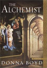 THE ALCHEMIST by Donna Boyd