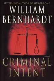 dark justice bernhardt william