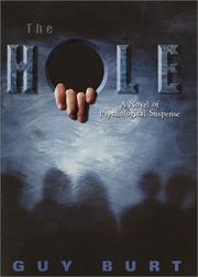 THE HOLE by Guy Burt