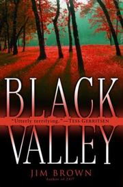 BLACK VALLEY by Jim Brown