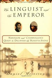 the linguist and the emperor by daniel meyerson kirkus reviews