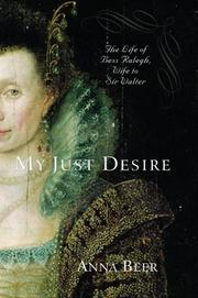 MY JUST DESIRE by Anna Beer