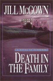 Cover art for DEATH IN THE FAMILY