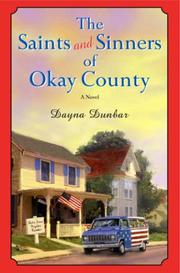Cover art for THE SAINTS AND SINNERS OF OKAY COUNTY