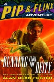 RUNNING FROM THE DEITY by Alan Dean Foster