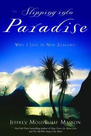 Cover art for SLIPPING INTO PARADISE