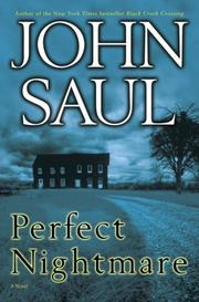 PERFECT NIGHTMARE by John Saul