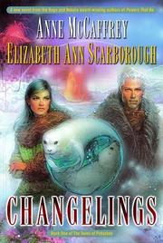 Cover art for CHANGELINGS