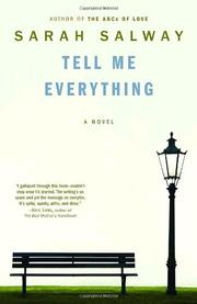 TELL ME EVERYTHING by Sarah Salway