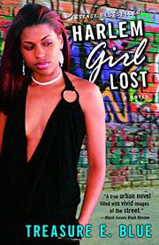 HARLEM GIRL LOST by Treasure E. Blue