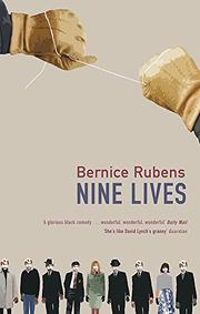 NINE LIVES by Bernice Rubens