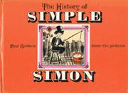 THE HISTORY OF SIMPLE SIMON by Paul Galdone