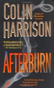 AFTERBURN by Colin Harrison