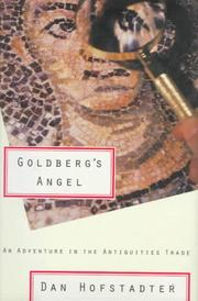 GOLDBERG'S ANGEL by Dan Hofstadter