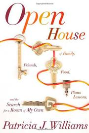 OPEN HOUSE by Patricia J. Williams