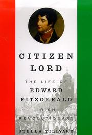 CITIZEN LORD by Stella Tillyard