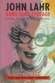 Cover art for DAME EDNA EVERAGE AND THE RISE OF WESTERN CIVILISATION