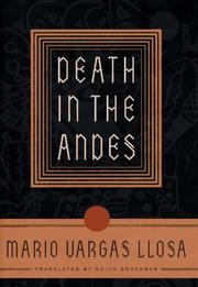 DEATH IN THE ANDES by Mario Vargas Llosa