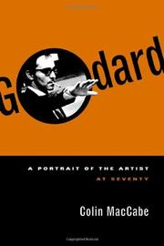 GODARD by Colin MacCabe