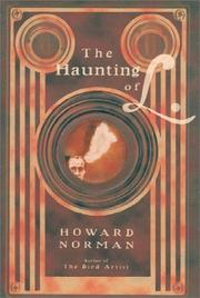 Cover art for THE HAUNTING OF L.