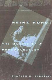 HEINZ KOHUT by Charles B. Strozier