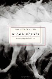Cover art for BLOOD HORSES