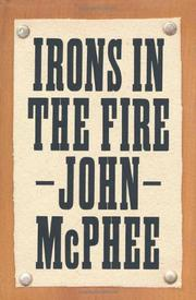 Book Cover for IRONS IN THE FIRE