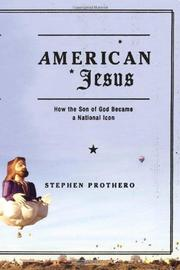 Cover art for AMERICAN JESUS