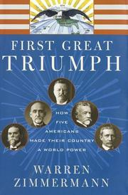 FIRST GREAT TRIUMPH by Warren Zimmermann