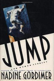 JUMP by Nadine Gordimer