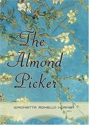 THE ALMOND PICKER by Simonetta Agnello Hornby