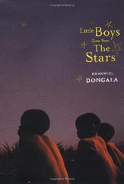Cover art for LITTLE BOYS COME FROM THE STARS