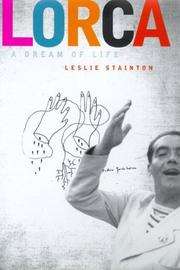 LORCA by Leslie Stainton