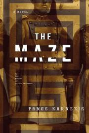 THE MAZE by Panos Karnezis